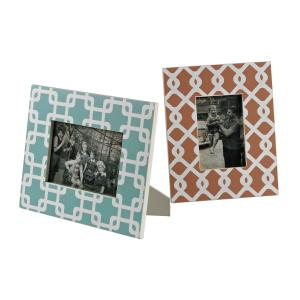 """Brooklyn Lodge - 11"""" Picture Frame Set of 2"""