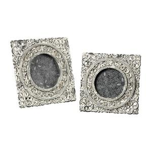 """7"""" Decorative Picture Frame - Set of 2"""