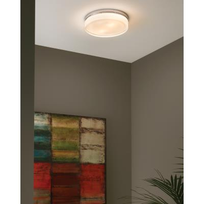 Tech Lighting 700CQL Cirque - One Light Round Large Flush Mount