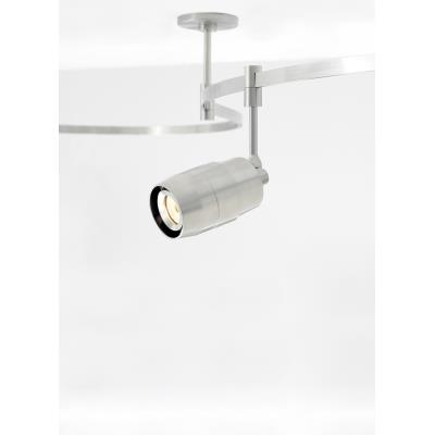 Tech Lighting 700MO2ENV Envision - One Light Two-Circuit Monorail Low-Voltage Track Head