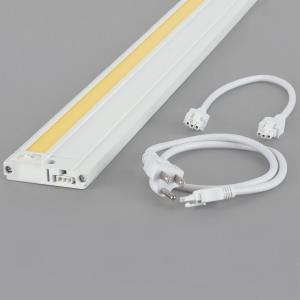 Unilume - LED Slimline Undercabinet Kit with Cord