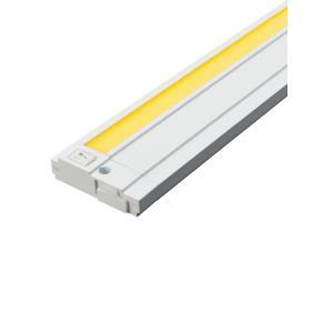 """Unilume - 19"""" 10.5W 1 LED Slimline Undercabinet"""