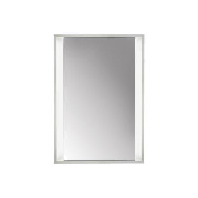 Tech Lighting 700BCSIBR-2 Siber - Two Light Recessed Mirror