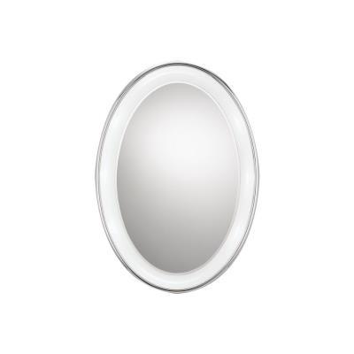 Tech Lighting 700BCTIGOR Tigris - Eight Light Recessed Oval Mirror