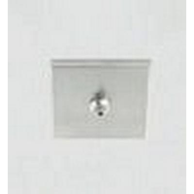 "Tech Lighting 700FJ4SQ Accessory - Free-Jack 4"" Square Flush Canopy"