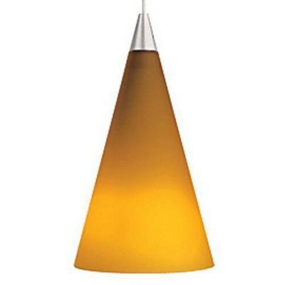 Tech Lighting 700KCON Cone - One Light kable-Lite Low-Voltage Pendant
