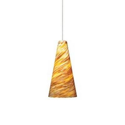 Tech Lighting 700KLTAZ Taza - One Light Kable Lite Low-Voltage Mini-Pendant