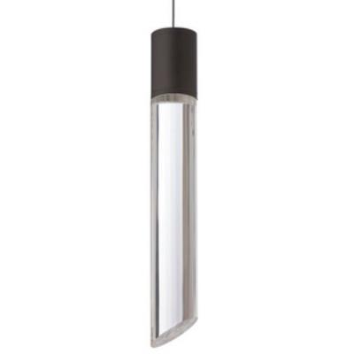 Tech Lighting 700MPTBRCB-LED Tibor - One Light MonoPoint Low Voltage Pendant