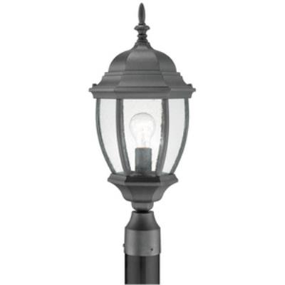 Thomas Lighting SL90107 Covington - One Light Outdoor Post Lantern