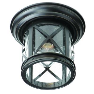 Trans Globe Lighting 5128 Sutton - One Light Ceiling Fixture