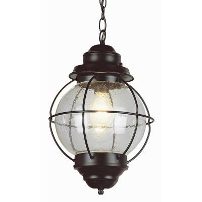 Trans Globe Lighting 69903 One Light Outdoor Medium Hanging Lantern