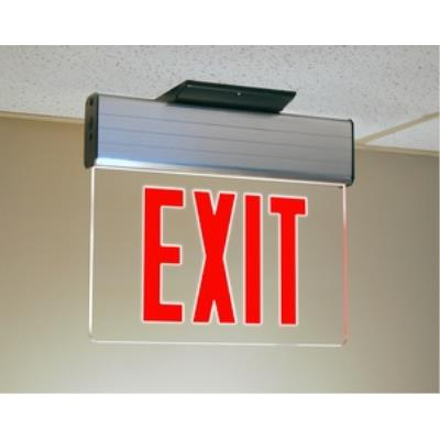 Trans Globe Lighting EXIT-4531 Exit Sign - Multi Surface Mount