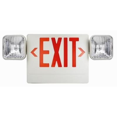 Trans Globe Lighting EXIT-722 Exit Sign - 2 Light Emergency Lamp