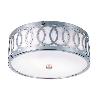 Trans Globe Lighting MDN-900 Modern - Two Light Semi-Flush Mount with Olympic Rings