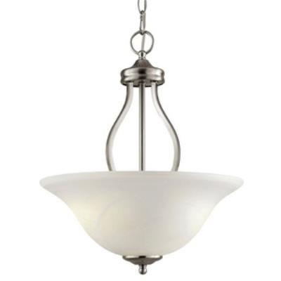 Trans Globe Lighting PL-10008 AGB Three Light Pendant