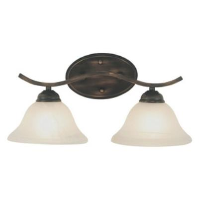 Trans Globe Lighting PL-2826 Pine - Two Light Arch Bath Bar