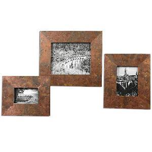 """Ambrosia - 13"""" Photo Frame (Set of 3)"""