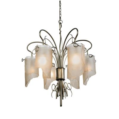 Varaluz Lighting 126C06SG Soho - Six Light - Chandelier