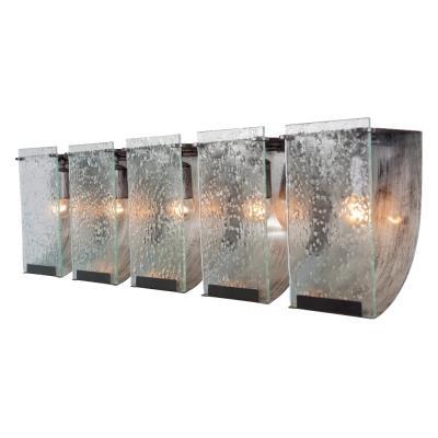 Varaluz Lighting 160B05 Rain - Five Light Bath Vanity