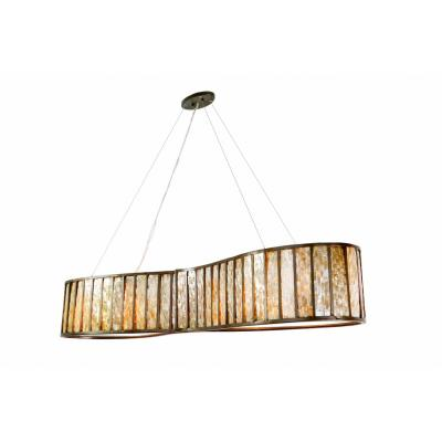 Varaluz Lighting 175N06A Affinity - Six Light Pendant
