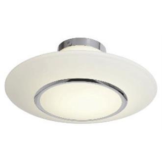 Access Lighting 20674-CH/OPL Aero-- One Light Flush Mount
