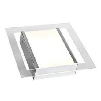 Access Lighting 53343-CH/CLOP Piazzo - One Light Wall Sconce