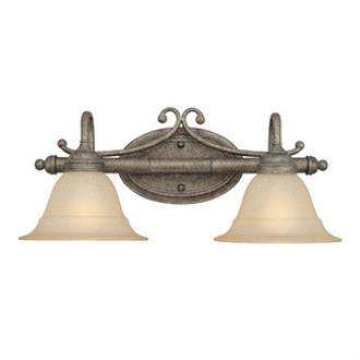 Capital Lighting 1892CS-234 Cameron - Two Light Bath Bar