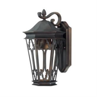 Capital Lighting 9441OB Townsende - One Light Outdoor Wall Lantern