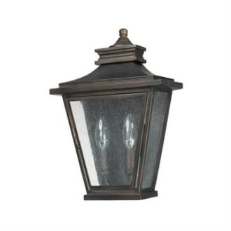 Capital Lighting 9460OB Astor - Two Light Outdoor Wall Sconce