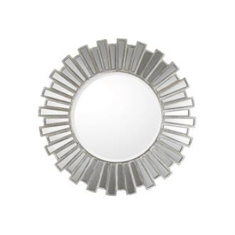 "Capital Lighting M404079 39"" Round Decorative Mirror"