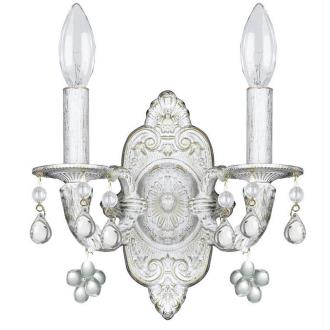 Crystorama Lighting 5200 Sutton - Two Light Wall Sconce