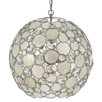 Crystorama Lighting 529 Palla - Six Light Chandelier