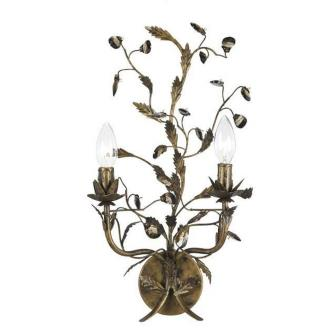 Crystorama Lighting 888-WS2-EB Two  Light Sconce