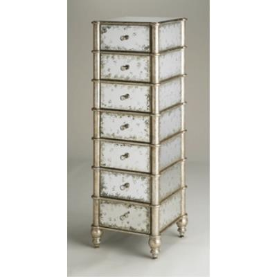 Currey and Company 4212 Harlow Seven Drawer Chest