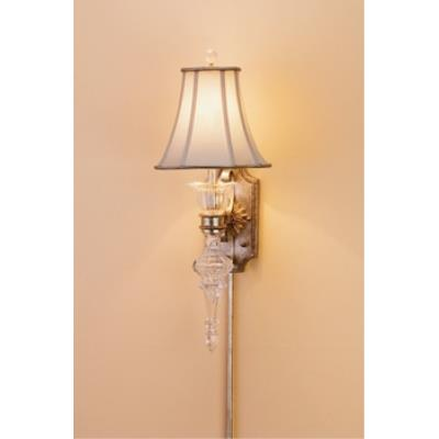 Currey and Company 5415 1 Light Maralargo Wall Sconce