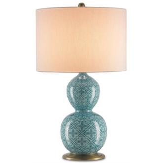 Currey and Company 6716 Kateri - One Light Table Lamp