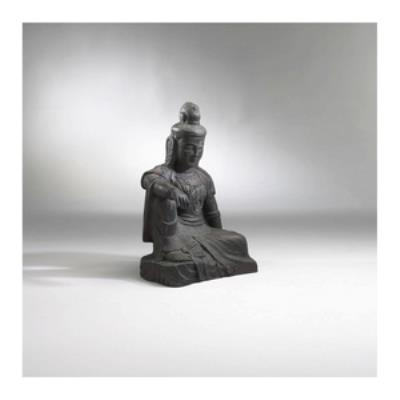 "Cyan lighting 01353 15"" Oriental Statue"