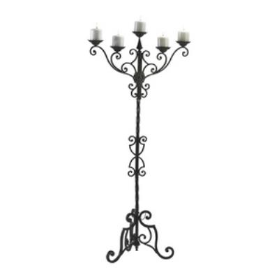 "Cyan lighting 01997 Rialto - 56"" Floor Candleholder"