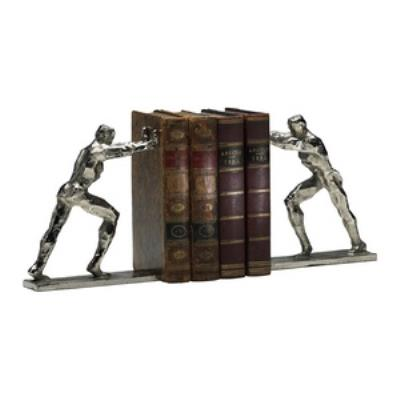 "Cyan lighting 02106 8"" Iron Man Bookend - Set of 2"