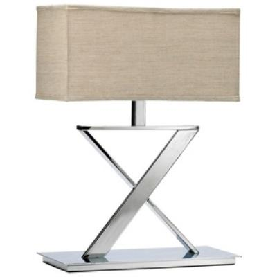 Cyan lighting 02192 Xacto - Two Light Table Lamp