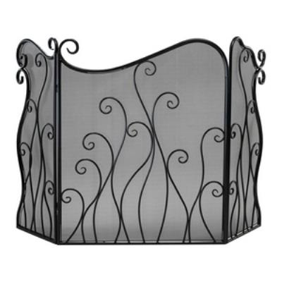 "Cyan lighting 02558 Evalie - 31"" Fire Screen"