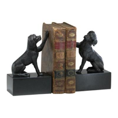 "Cyan lighting 02817 8"" Dog Bookend - Set of 2"