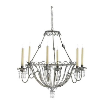 "Cyan lighting 04300 Somerset - 34"" Candle Chandelier"
