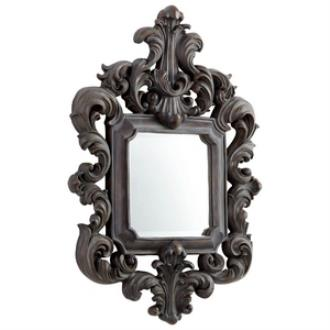 Cyan lighting 05159 El Gallo - 32 Inch Small Mirror
