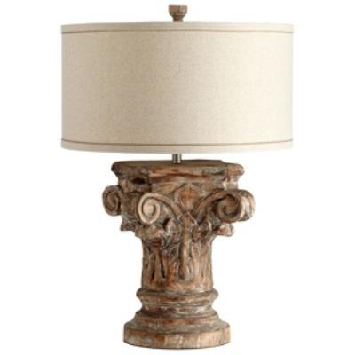 Cyan lighting 05249 Syna - One Light Small Table Lamp