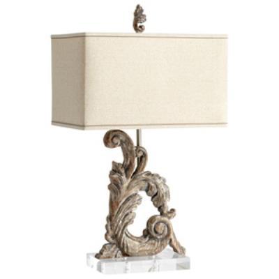 Cyan lighting 05253 Posy - One Light Small Table Lamp