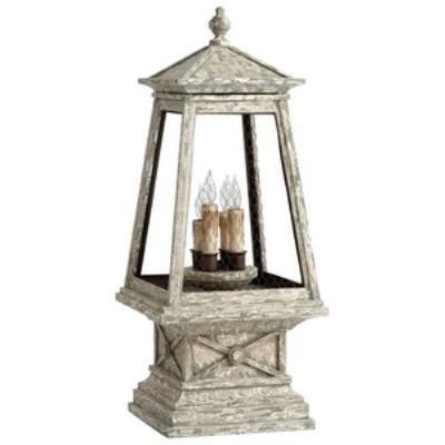 Cyan lighting 05254 Piper - Four Light Small Table Lamp