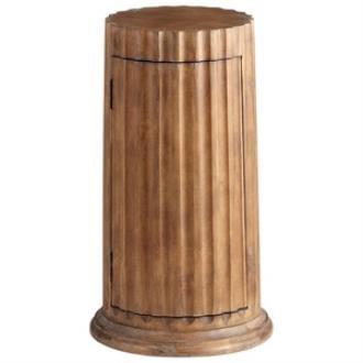 Cyan lighting 05292 Deegan - 19.5 Inch Small Pedestal Cabinet