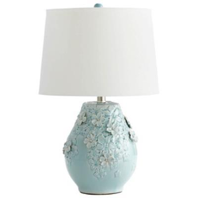 Cyan lighting 05299 Eire - One Light Small Table Lamp