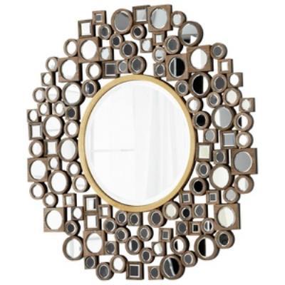 Cyan lighting 05705 Jorn - 48 Inch Small Mirror